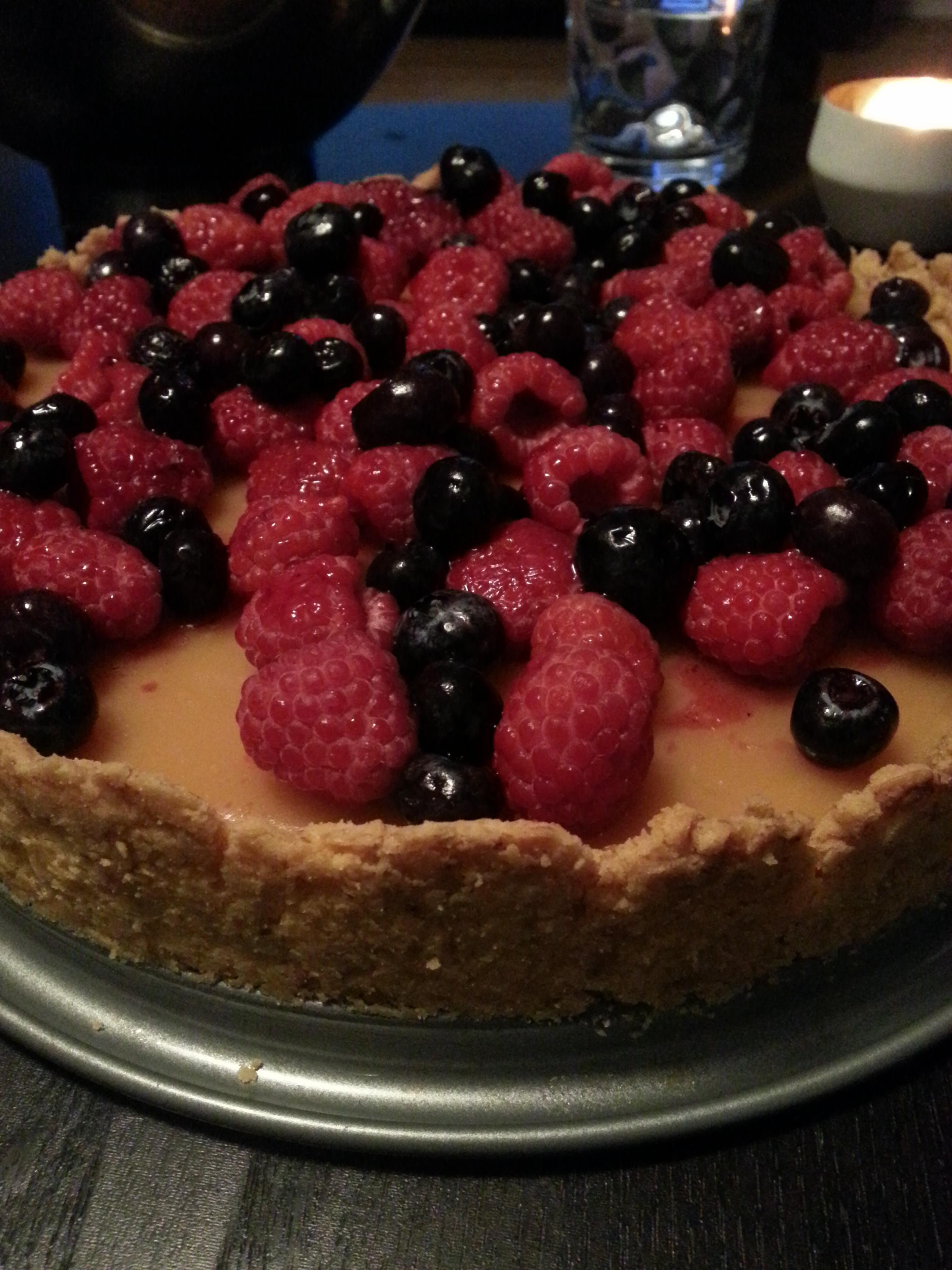 gluten och laktosfri dessert