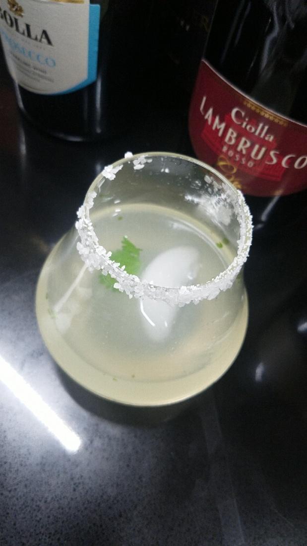 Spicylicious Margarita